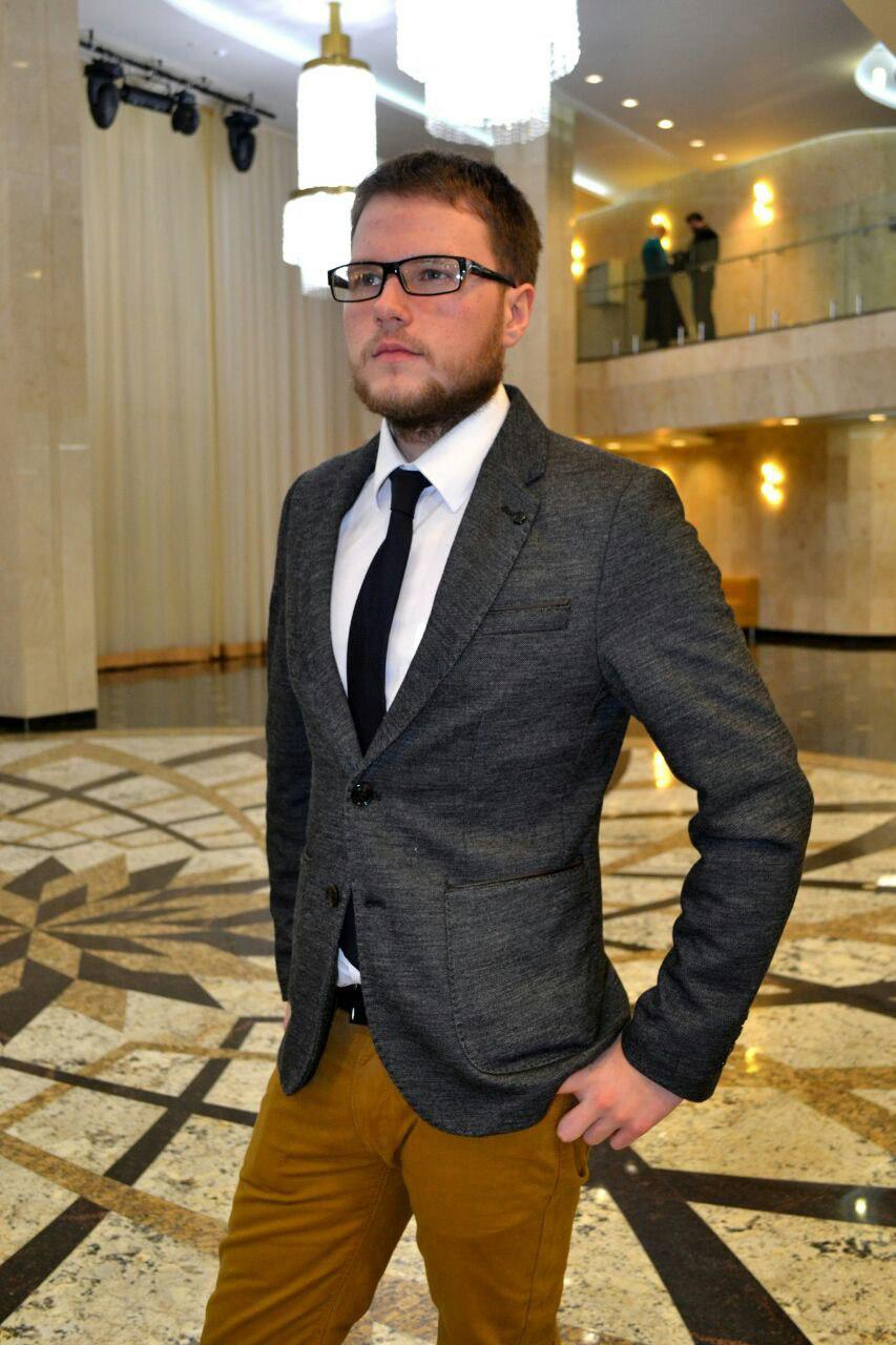 Николай Мишин