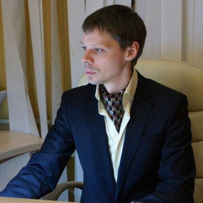 Максим Шедогубов