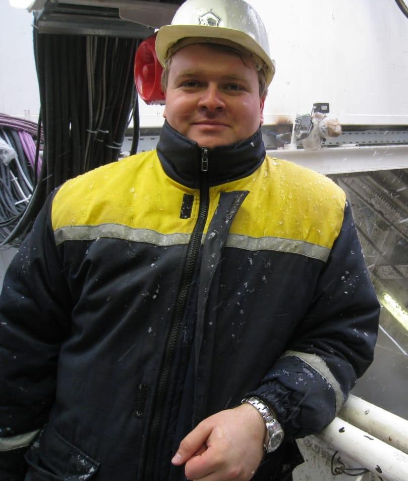 Михаил Панкратов