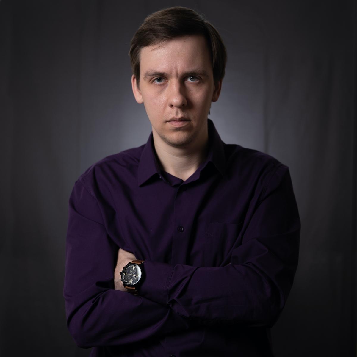Евгений Боровков