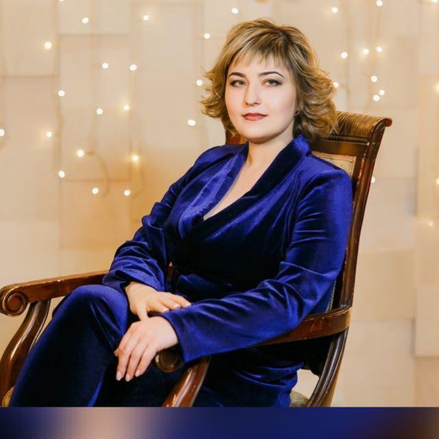 Олеся Служаева
